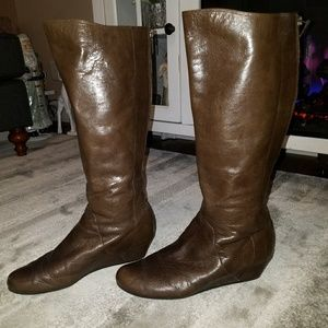 Nordstrom Shoes - BP Brown Boots